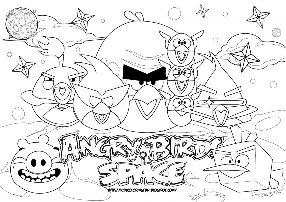 Imprima E Pinte Os Desenhos Dos Angry Birds Max Dicas