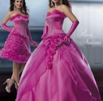 lindos vestidos para debutantes