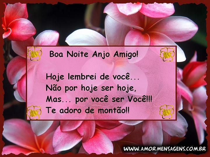 Mensagens De Boa Noite Especial: Mensagens De Boa Noite Para Amigos Do WhatsApp E Facebook