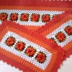 Decore com Belos Tapetes de Crochê para Cozinha
