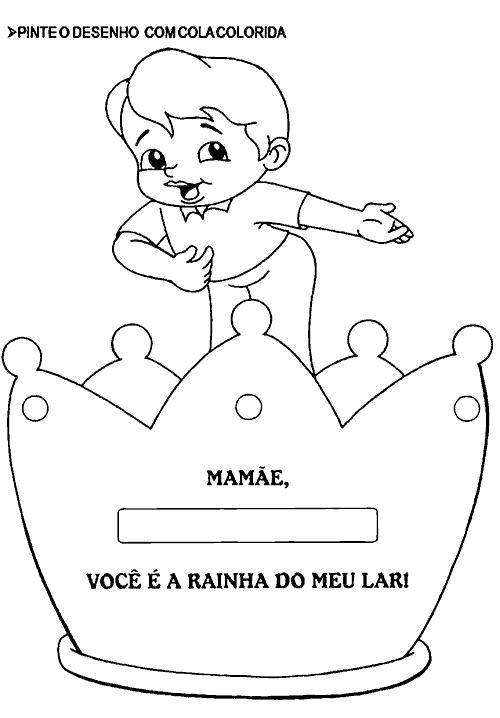 Atividades Para Dia Das Maes Para Educacao Infantil Max Dicas