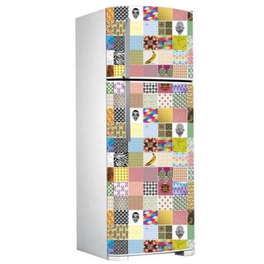 Armario Planejado Para Cozinha Pequena ~ Decore Adesivos Decorativos para Geladeira Max Dicas