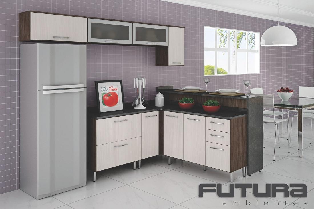 móveis para cozinha americana