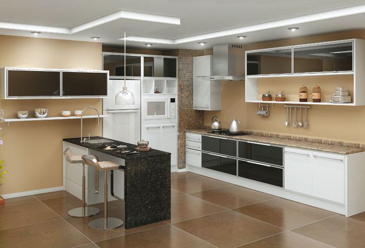 móveis para cozinha moderna
