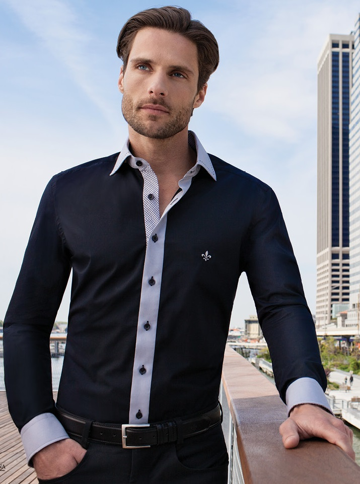 camisas masculinas dudalina