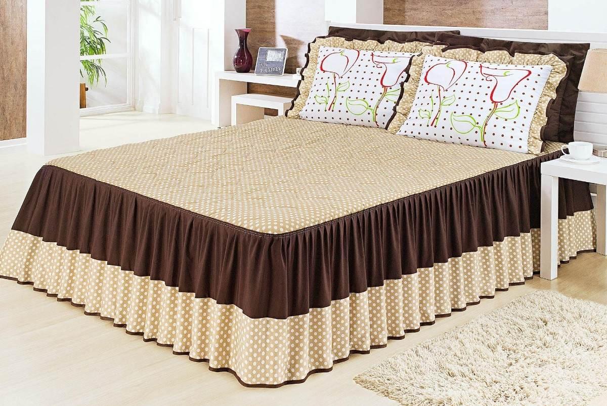 Decore seu quarto com as mais lindas colchas de cama de for Colchas para camas grandes