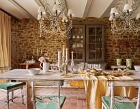 decoração rústica para cozinha