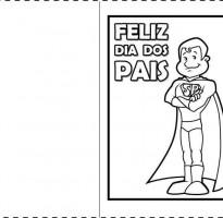 cartão para dia dos pais