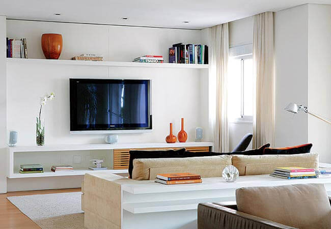 dicas de artigos decorativos para sala de estar