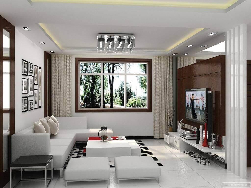 fotos de decoração para sala de estar
