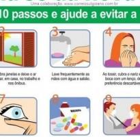 sintomas da gripe h1n1
